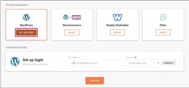 Подключение вашего домена к установке WordPress (5)