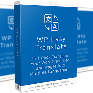 Плагин WP Easy Translate