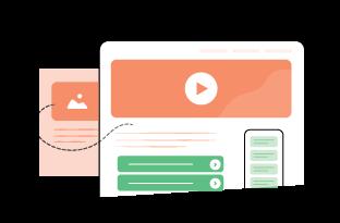 Вы можете создать свой онлайн-курс на собственном сайте